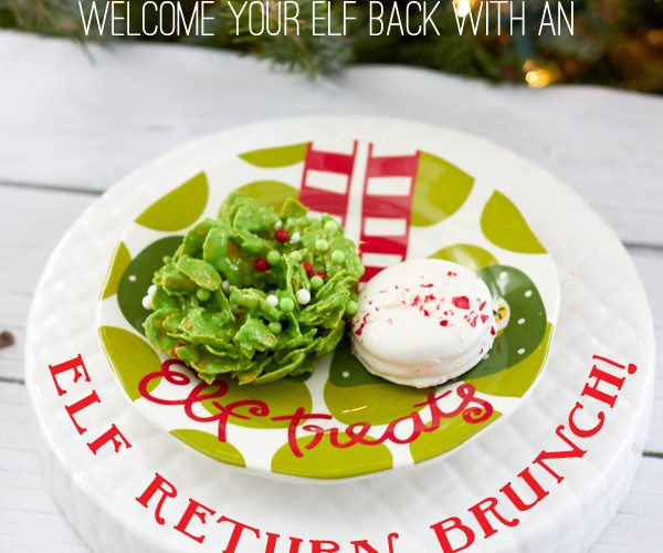 Elf Return Brunch