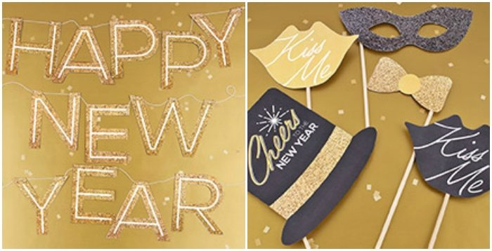 free editable new years eve printables from snapfish.com