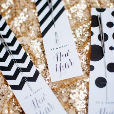 Celebrate New Year's with Easy Party Ideas