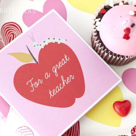 Cute Classroom Valentines