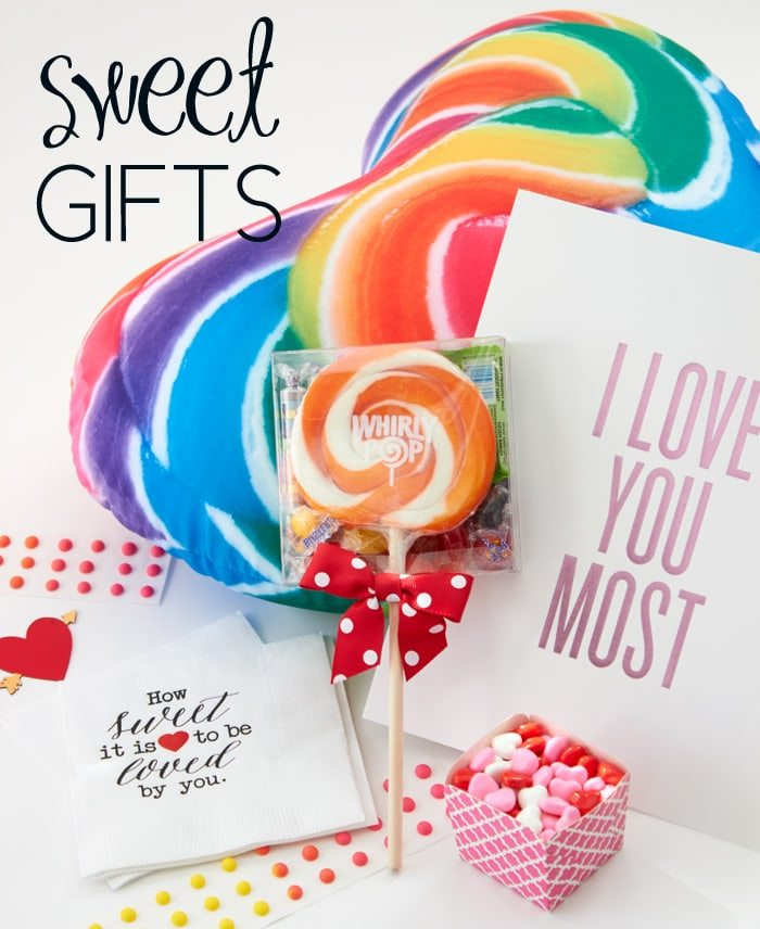 Valentine's Day Gift Ideas for kids from AmysPartyIdeas.com & #swoozies