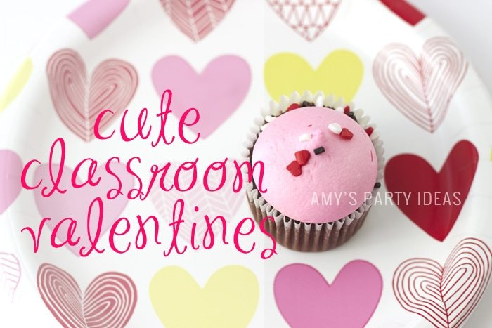 Classroom Valentines from Swoozies.com as seen on AmysPartyIdeas.com #classroomvalentines #valentines #lovebugs