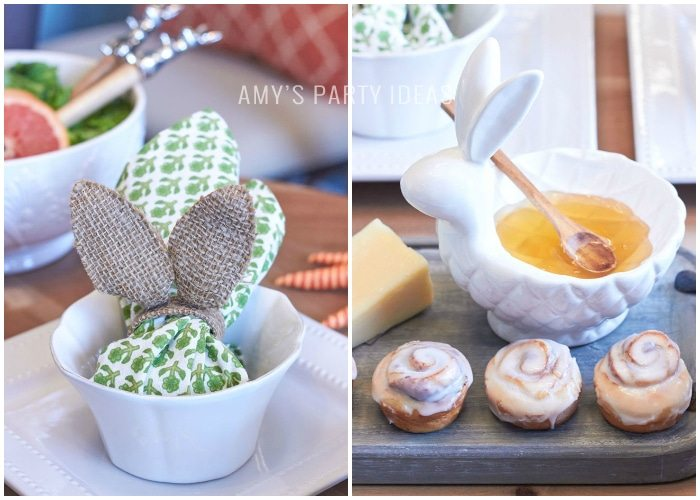 Family easter brunch ideas amy 39 s party ideas Fun easter brunch ideas