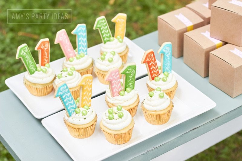 40th Birthday Party Ideas from AmysPartyIdeas.com| Custom Cookies from Guilty Confections by Lacey on Etsy | Hasta La Vista Fiesta | Olé 40 | #goodbyethirties #fiesta #cincodemayo | coton-colors.com #CotonColors | Guestbookstore.com #GuestBookStore | Minted.com #minted | Swoozies.com #Swoozies | Glitterville.com #Glitterville