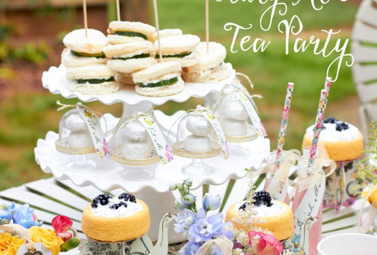 Truly Alice Tea Party