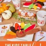 The Kids' Table Rocks!