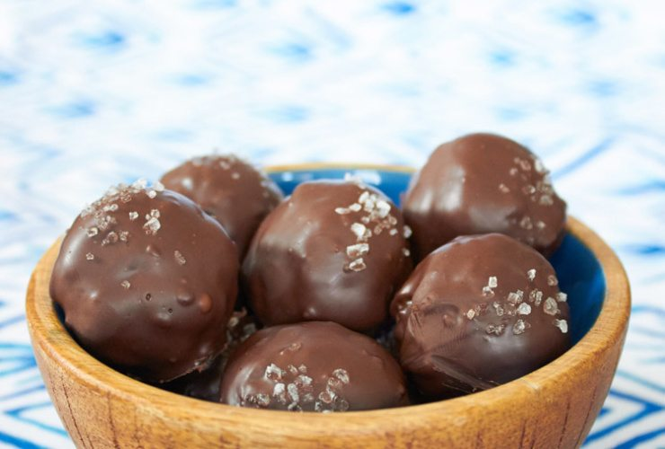 Coconut Dream Truffles