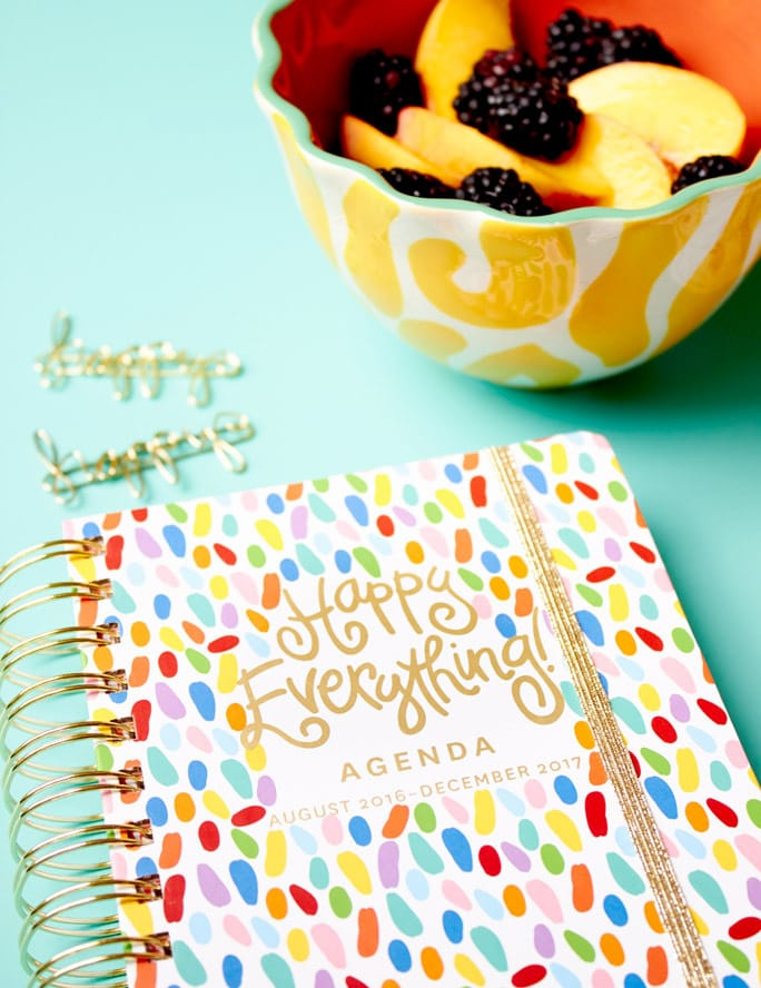 Coton Colors Agenda Giveaway with AmysPartyIdeas.com | #cotoncolors #giveaway