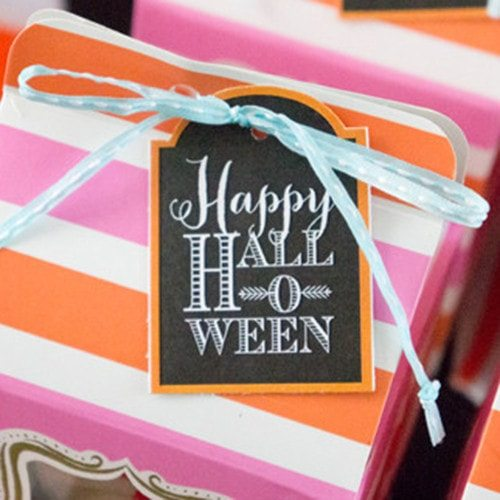 Halloween #CandyCorn Party Ideas & #Party #Printables for #Halloween