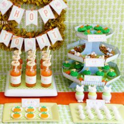 Easter party printables - instant download
