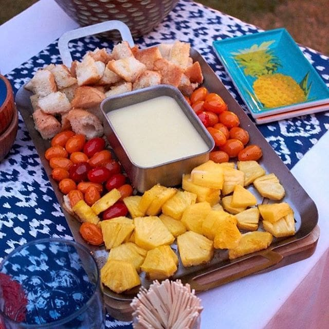 TBT to our Havana Nights outdoor dinner party last year!hellip