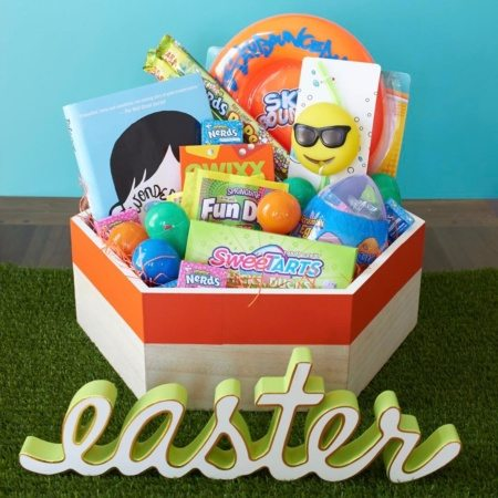 "Easter ""Basket"" Ideas for Tweens"