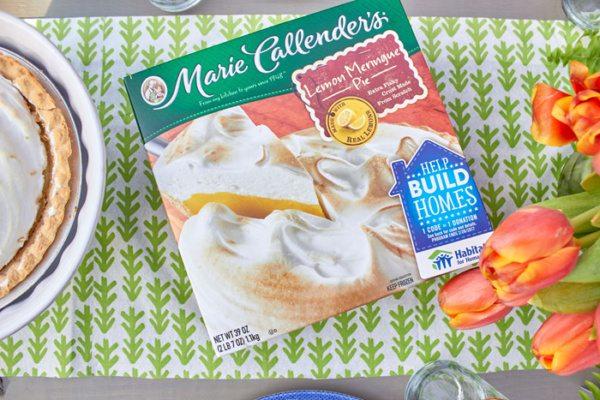 Marie Callender's® Cream Pies #SweetenYourSpring #ad