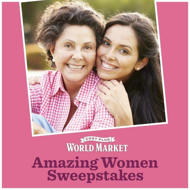 Happy Mothers Day! Want to win a 2500 worldmarket shoppinghellip