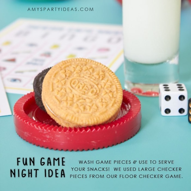 Host a game night this summer! Im sharing super easyhellip