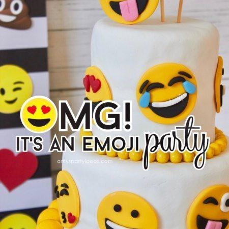 Emoji Party!