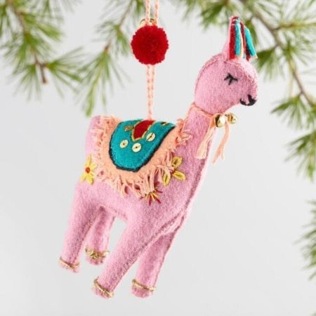 Llama-Rama Holiday Brunch + Gift Swap