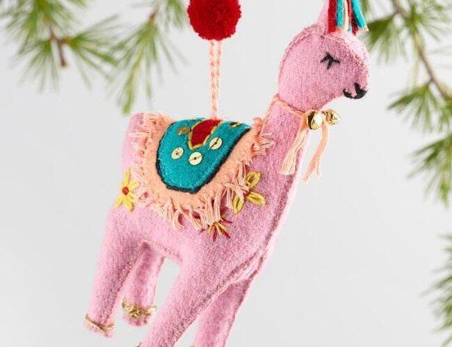 Llama-Rama Holiday Brunch + Gift Swap