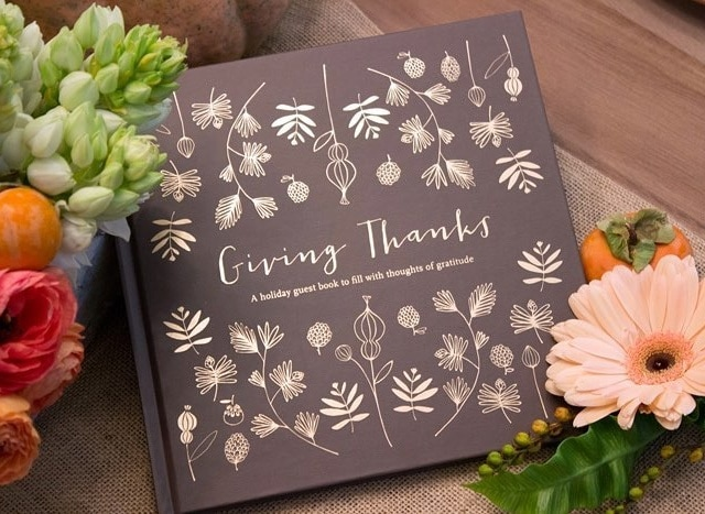 Another favorite tradition is our Thanksgiving book Its a greathellip